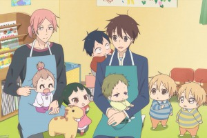"""Gakuen Babysitters"" e a subversão da masculinidade tóxica"
