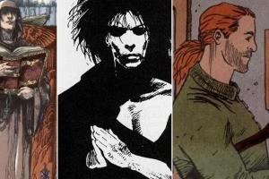 As representações masculinas dos Perpétuos de Sandman